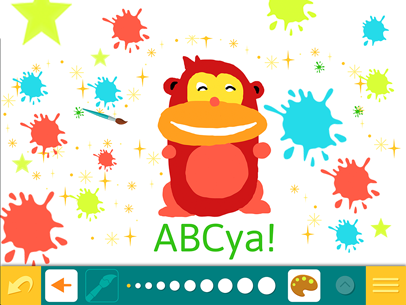 The New ABCya Paint Has A Brand Look Larger Canvas Lots Of Features And Is Compatible With Mobile Devices Fun Tools Accessories Such As