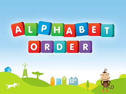 What Word Has  Letters In Alphabetical Order