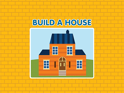 Make A House Is An Activity For Early Elementary Age Children. Students  Learn And Practice Valuable Mouse Manipulation Techniques While Clicking  And ... Gallery