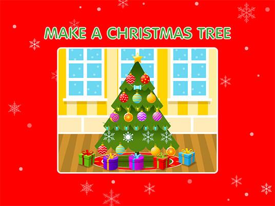 Christmas Collection: Make A Christmas Tree Abcya