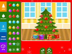 Make a Christmas Tree | Make a Christmas Card | ABCya!