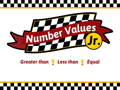 Comparing Number Values Jr More Than Less Than Equal Abcya