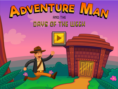Learn Days Of The Week Abcya