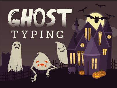 Ghost Typing Keyboarding Practice Abcya
