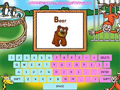 Keyboard Zoo Learn To Type Abcya