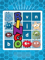 Alphabet BINGO - An activity for children to learn the ...
