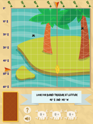Latitude and Longitude Game | ABCya!