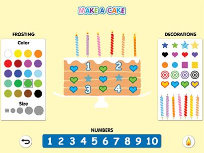 Make A Cake Abcya