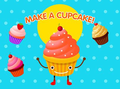 Make A Cupcake Abcya