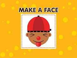 Click and Drag to Make A Face | ABCya!