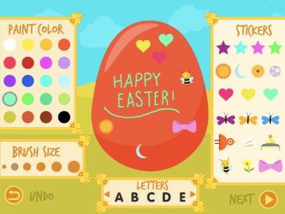 Make An Easter Egg Abcya