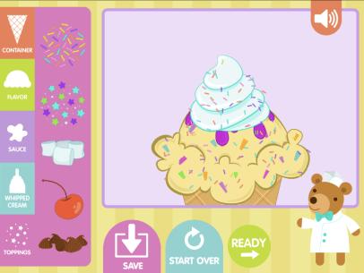 Make An Ice Cream Abcya