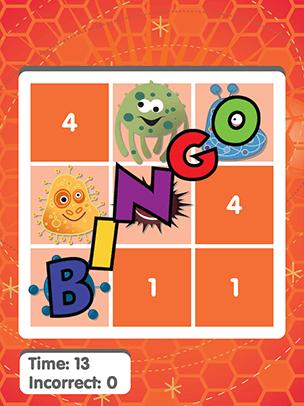 Math Bingo Fun Way To Practice Math