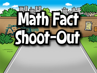 Math Facts Basketball Learn Basic Math Operations