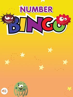 Number Bingo Abcya