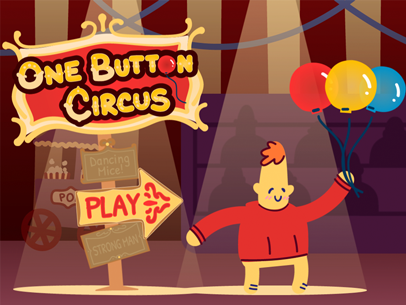 One Button Games
