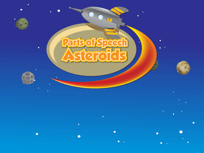 Parts Of Speech Game For Kids Abcya