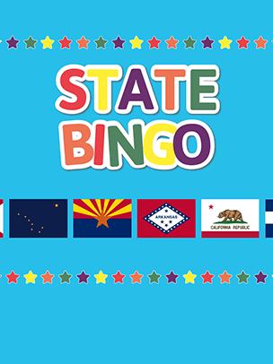 State Bingo Abcya